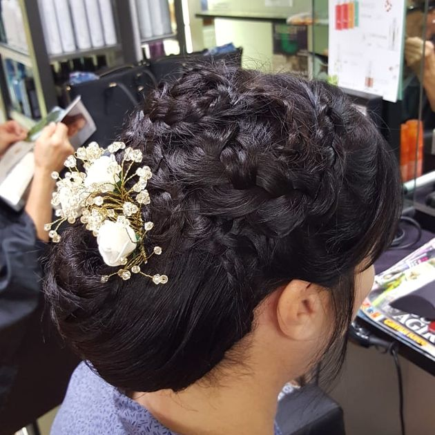 Coupe mariage - Mille & 1 Coiffures