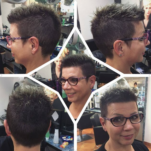 Cheveux courts - Mille & 1 Coiffures
