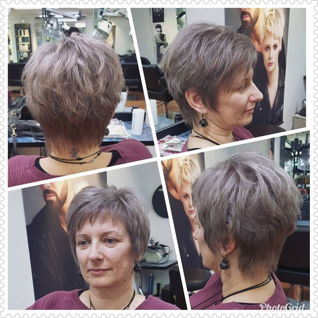 Coupe femme cheveux courts - Mille & 1 Coiffures