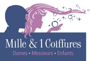 Logo - Mille & 1 Coiffures